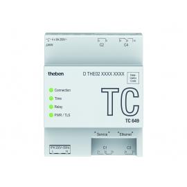 UNIDADE REMOTA TOTAL CONTROL LAN TC 649