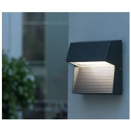 ARMADURA RADIUS 9W LED 4000k IP54