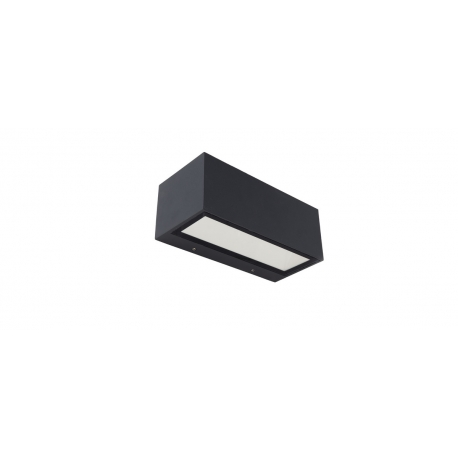 ARMADURA PAREDE GEMINI LED 20W 4000K IP54