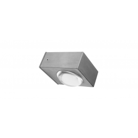 APLIQUE CRYSTAL LED 10W 3000K 660Lm IP44