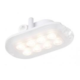 OLHO BOI OVAL LED PRO 3,4W 4000K 370 lm IP44 IK10