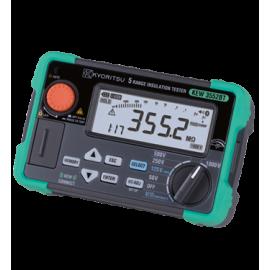 MEDIDOR ISOL DIGITAL 501001252505001000V 40GO
