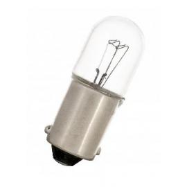 LAMPADA FILAMENTO 24V BA9S 10X28 5W 208MA