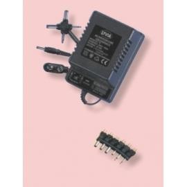 TRANSFORMADOR 220 / 1,5 a 12V - 12VA max.