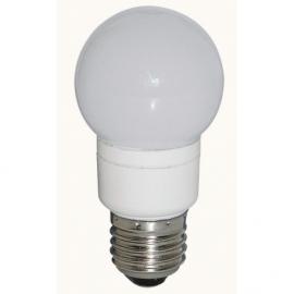 LAMPADA 18 LED 230V E27 4,8W IP44 BRANCA
