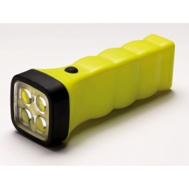 MINI LANTERNA Four LED Ex RECARREGAVEL 230V IP65