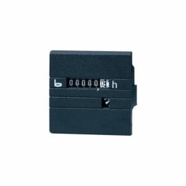 CONTA HORAS MEC.48X48MM 230VAC 60HZ(632.2)+FR55x55