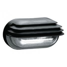 OLHO BOI OVAL OPTIMA2 BRANCO 1X60W E27 PRISMATIC