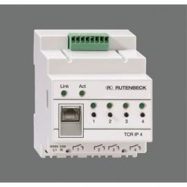 UNIDADE COMUTACAO ENERGIA 4 CANAIS TCR IP 4