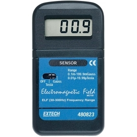 MEDIDOR DO CAMPO ELECTROMAGNETICO EMF/ELF - 480823