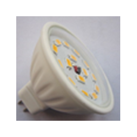 LAMPADA LED SMD MR16 5W 12V 3000K 400 lm