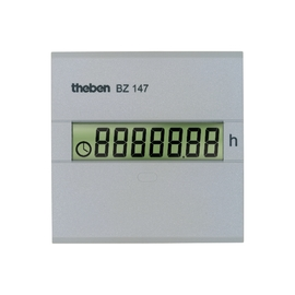 CONTA HORAS DIGITAL 48X48 110-240V AC IP65 (BZ147)