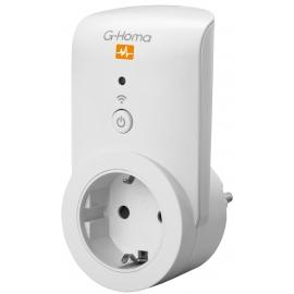 TOMADA Wi-Fi SMART G-HOMA 3680W CONTADOR ENERGIA