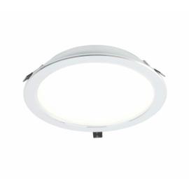 NECTRA 18W LED 3000K (PRATA)