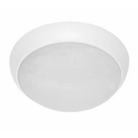 PLAFOND SATURN RCR Power LED 230V PRATA MATE