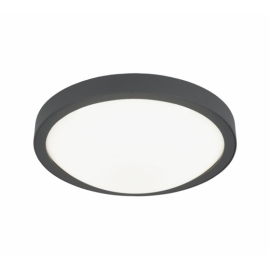 PLAFOND TEO 36 POWER LED PRATA