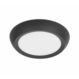 PLAFOND GLO1 9 POWER LED PRATA