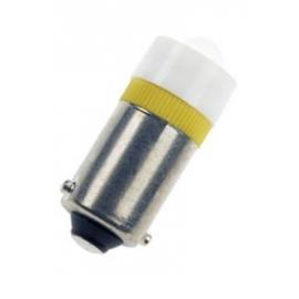 LAMPADA S. LED 24-28V AC/DC BA9S AMARELO