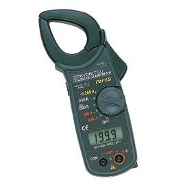 PINCA AMPERIMETRICA DIGITAL CA 600A DE 33MM (TRMS)