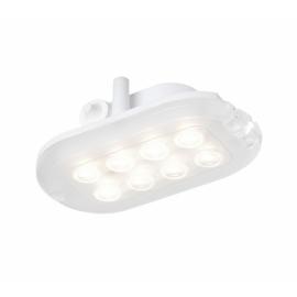 OLHO BOI OVAL LED PRO 4W 3000K 360 lm IP44 IK10