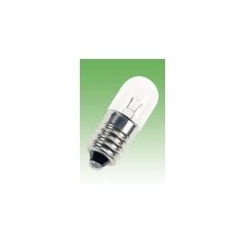 LAMPADA FILAMENTO 6V E-10 10X28 2W 333MA