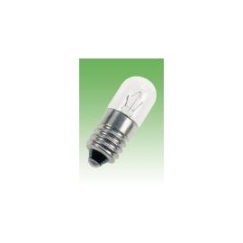 LAMPADA FILAMENTO 12V E-10 10X28 1,2W 100MA