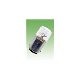 LAMPADA FILAMENTO 24V BA15D 16X35 10W 2000hrs