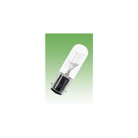 LAMPADA FILAMENTO 24V BA15D 16X54 15W