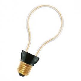 LAMPADA LED 8W E27 SILHUETA ESPIRAL 2200K