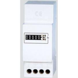 CONTA HORAS MECANICO P/CALHA DIN 400V AC (661.6)