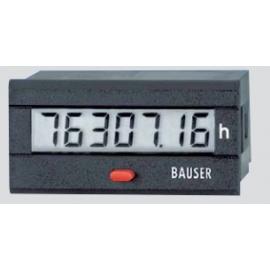 CONTA HORAS DIGITAL 48X24 110-240V AC IP65 (BZ146)