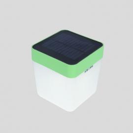 TABLE CUBE SOLAR LED 1W 3000K IP44
