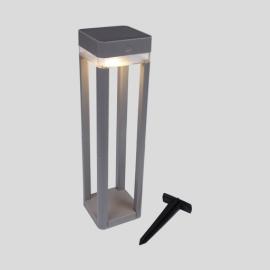 BALIZA TABLE CUBE SOLAR LED 1W 3000K IP44