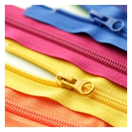Raw Materials for Zippers