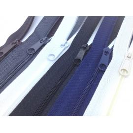 Long chain zipper