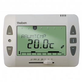 Clock Thermostats