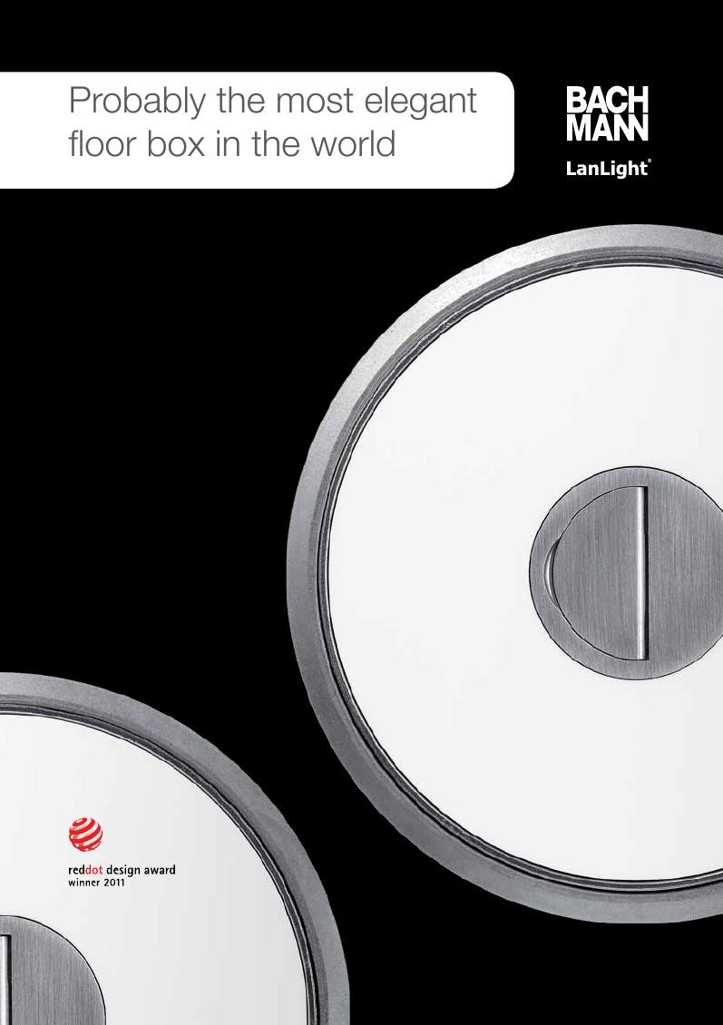 Folheto gama LAN Light