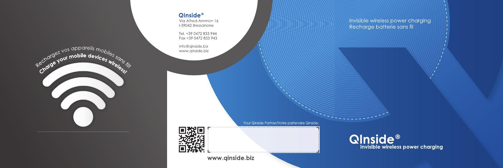 Folheto Qinside 2013