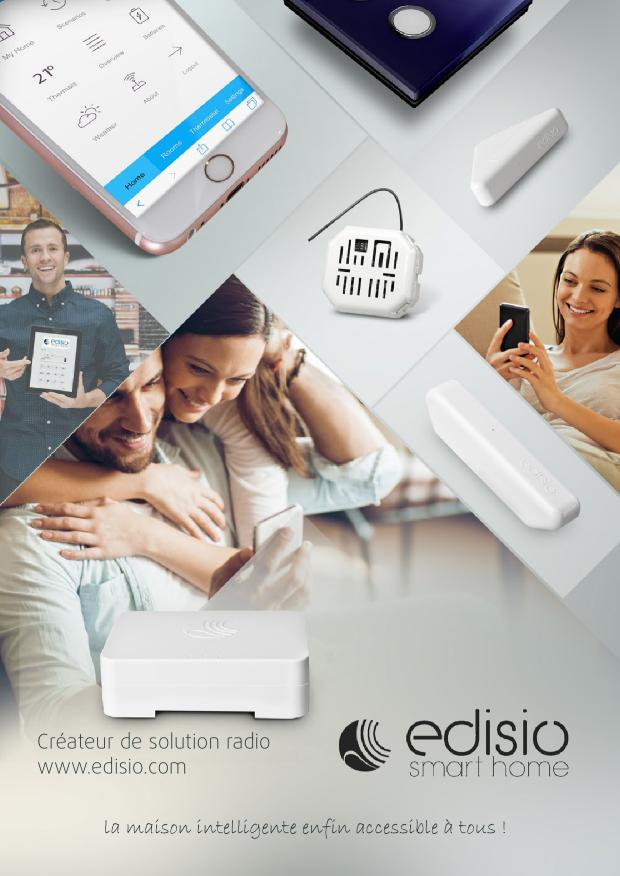Edisio Smart Home