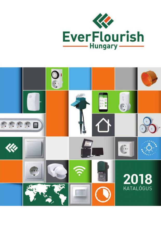 Catálogo Geral 2018