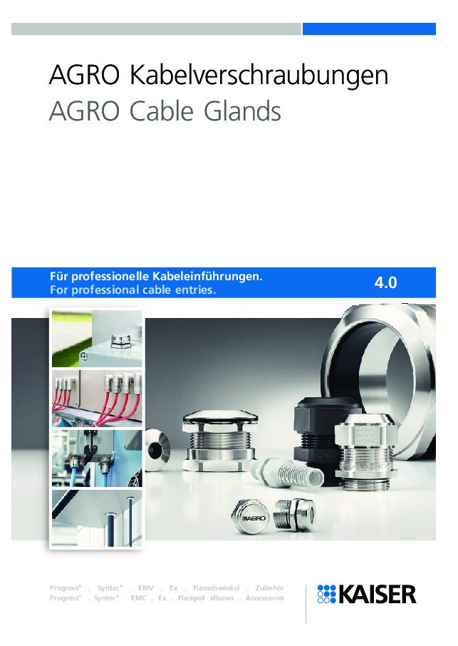 Catalogue AGRO_Cable_Glands_EN_DE_2015