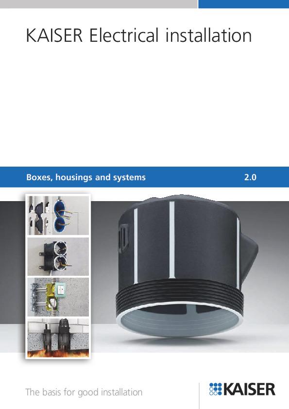 KAISER_Electrical_Installation_EN_2015_web_ohne_pdfa