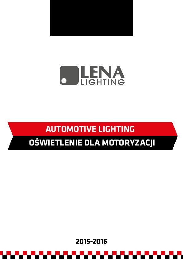 LENA_LIGHTING_CATALOGO_AUTOMOTIVE_LIGHTING_2015_09