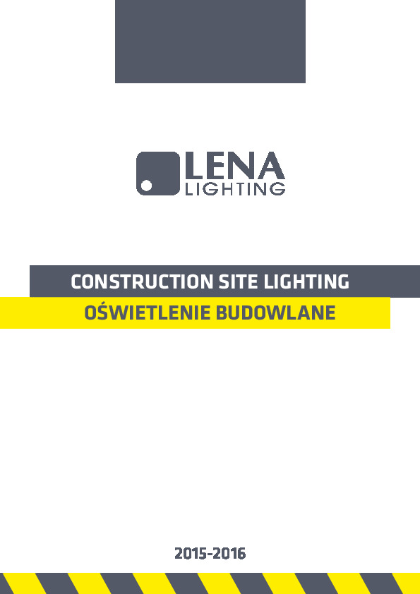 LENA_LIGHTING_CATALOGO_CONSTRUCTION_SITE_LIGHTING_2015__X.2015_
