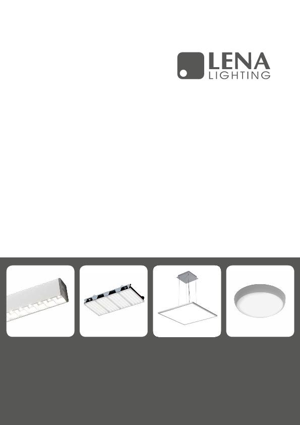 Catálogo Geral LENA