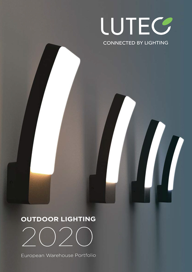 LUTEC Outdoor Lighting 2020