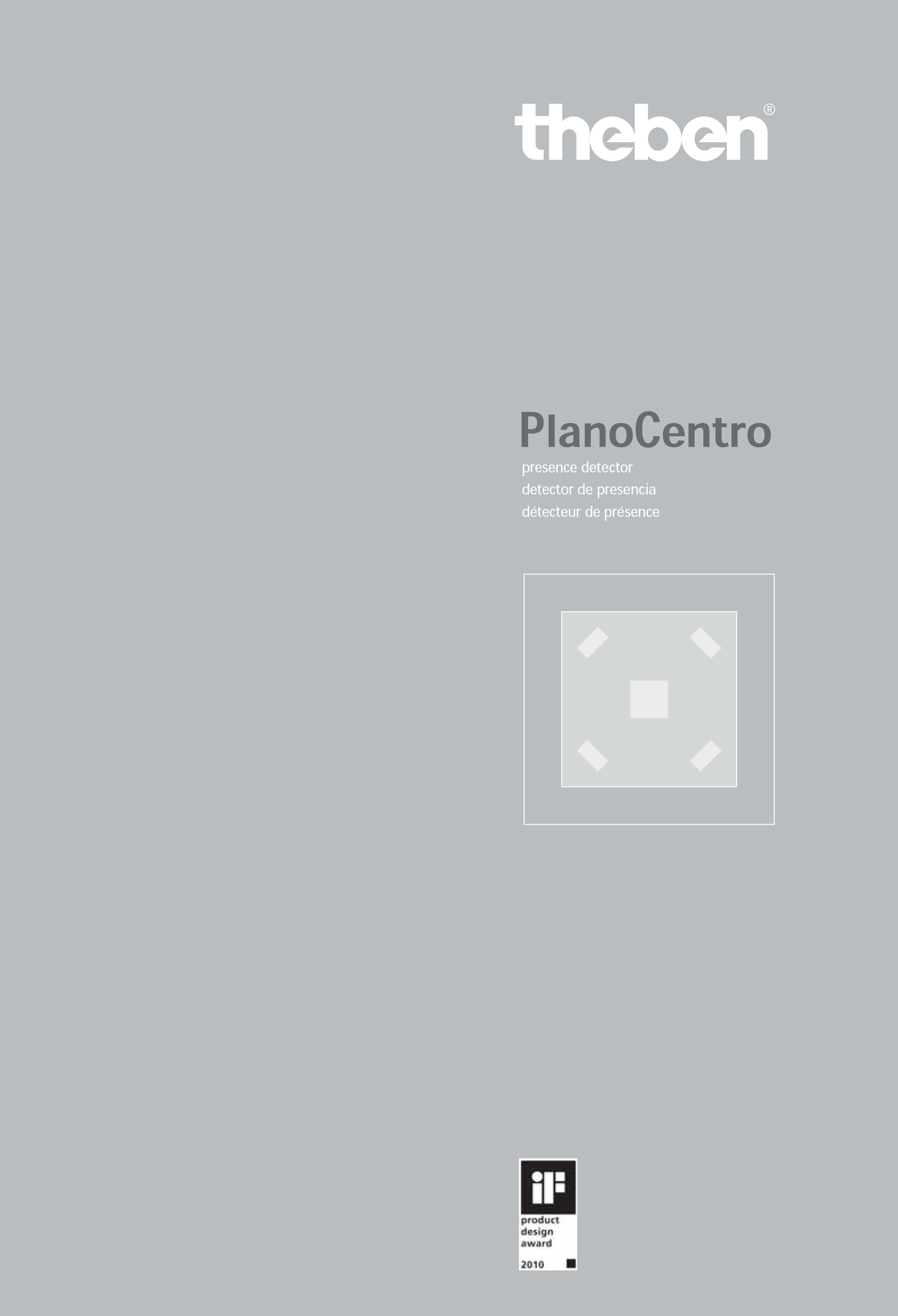 Brochura Arquitectos PLANO CENTRO 100 m2