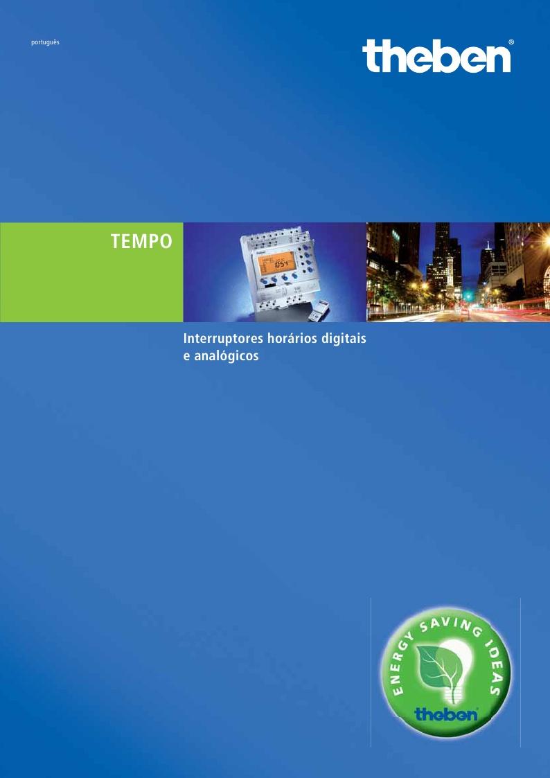 Brochura TEMPO PT