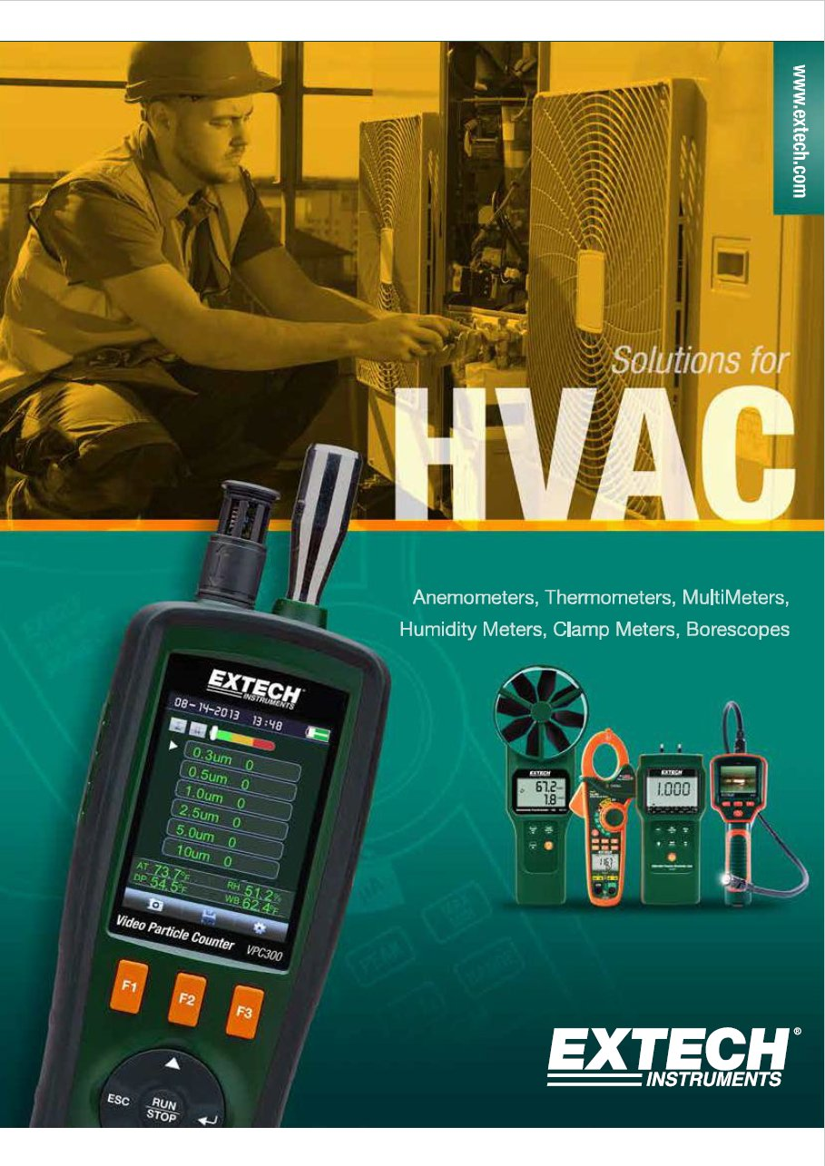 Extech-HVAC-Catalog