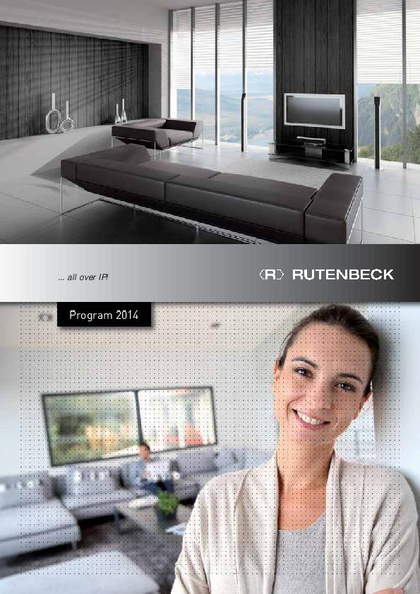 RUTENBECK_Catalogo_EN_2014